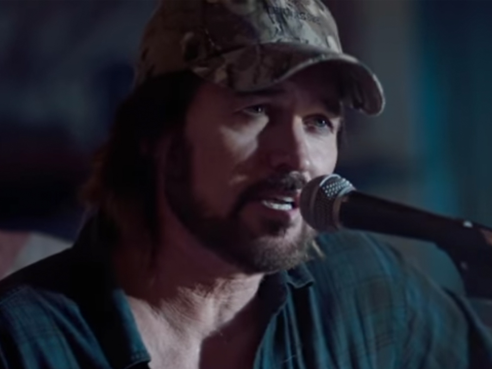 """Watch Billy Ray Cyrus' Sentimental New Video for """"Thin Line"""""""