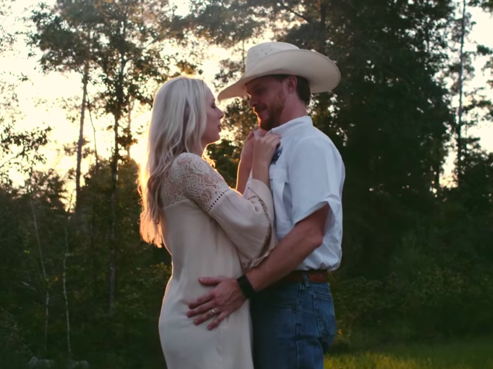 """He """"Ain't No Patrick Swayze"""" But Cody Johnson Has the Right Moves in New Video for """"With You I Am"""" [Watch]"""