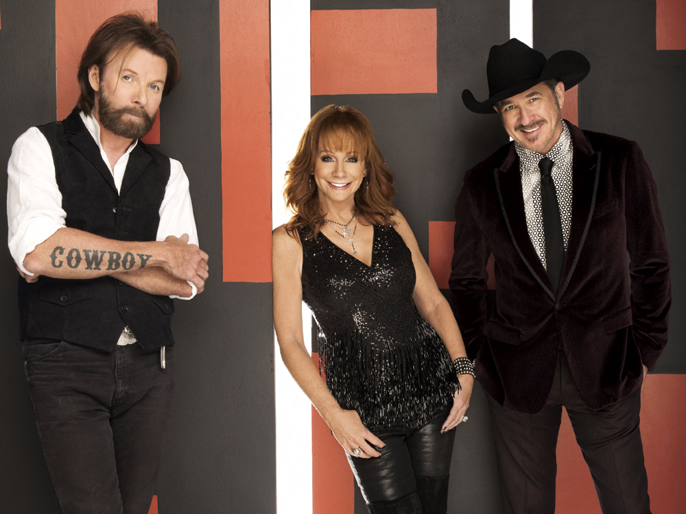 Reba, Brooks & Dunn Extend Las Vegas Residency With 12 New Dates in 2017