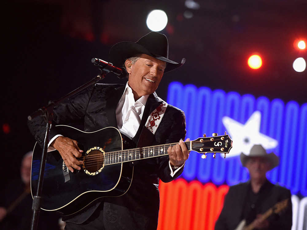 """George Strait Reveals 56-Song Track List for New Boxed Set, """"Strait Out of the Box: Part 2"""""""