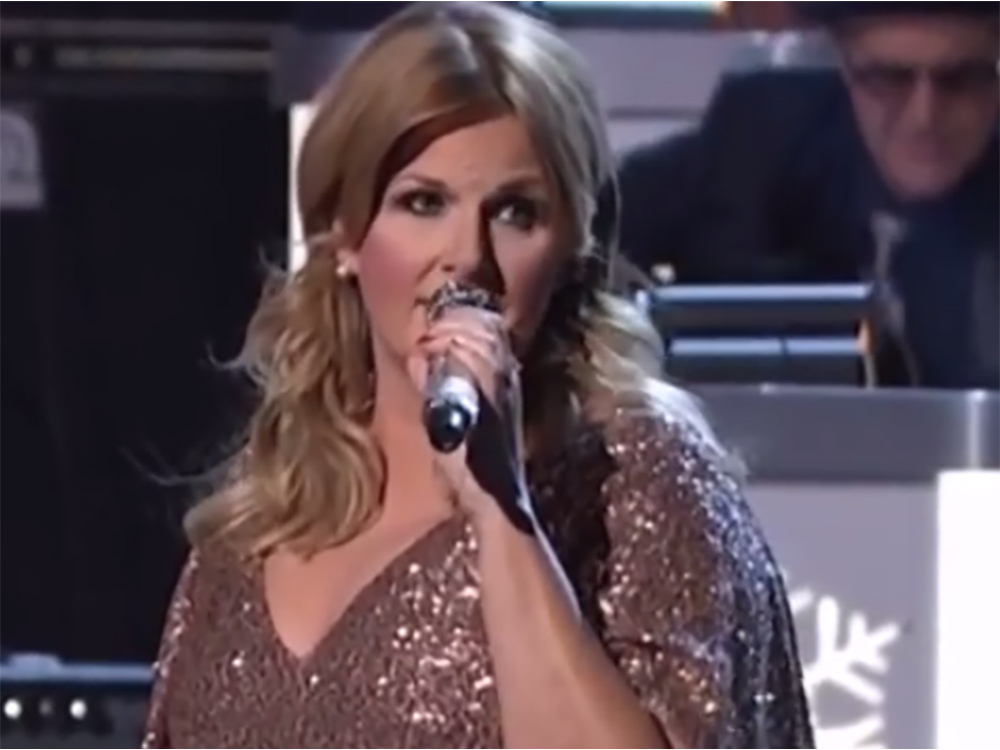 """Trisha Yearwood's Cover of """"What Are You Doing New Year's Eve"""" Was Supposed to Be a Duet With Garth Brooks . . . But He Didn't Like the Sound of That"""