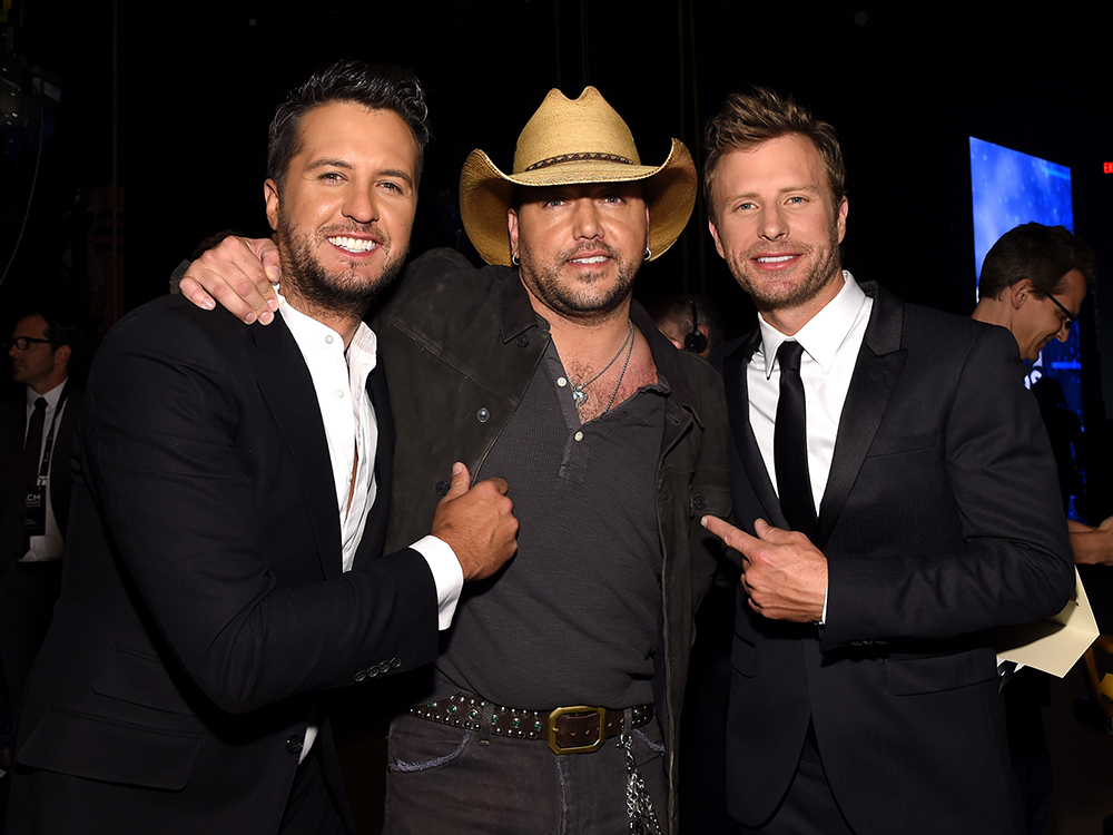 Luke Bryan, Dierks Bentley, Jason Aldean, Miranda Lambert & More Set to Perform at the 52nd Academy of Country Music Awards