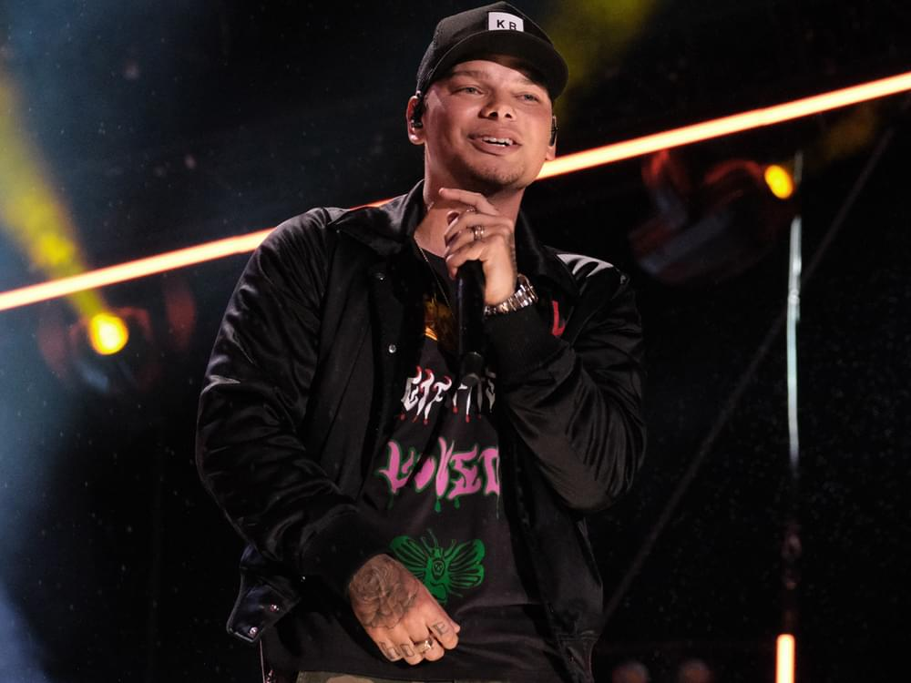 """Watch Kane Brown Perform """"Short Skirt Weather"""" on """"Late Night"""""""