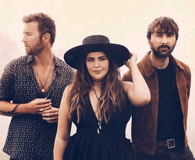 Meet Lady Antebellum in the Music City Performance Studio Sponsored by Regions!