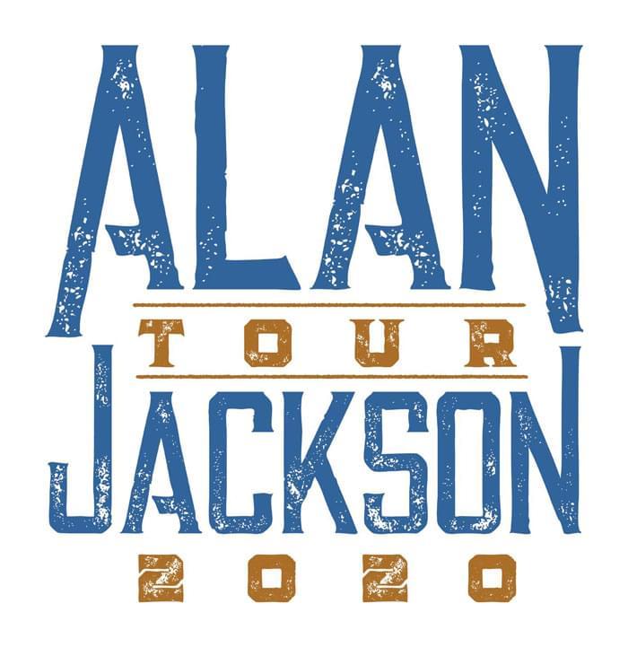 Alan Jackson – 2020 Tour