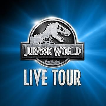Jurassic World Live at the Bridgestone Arena