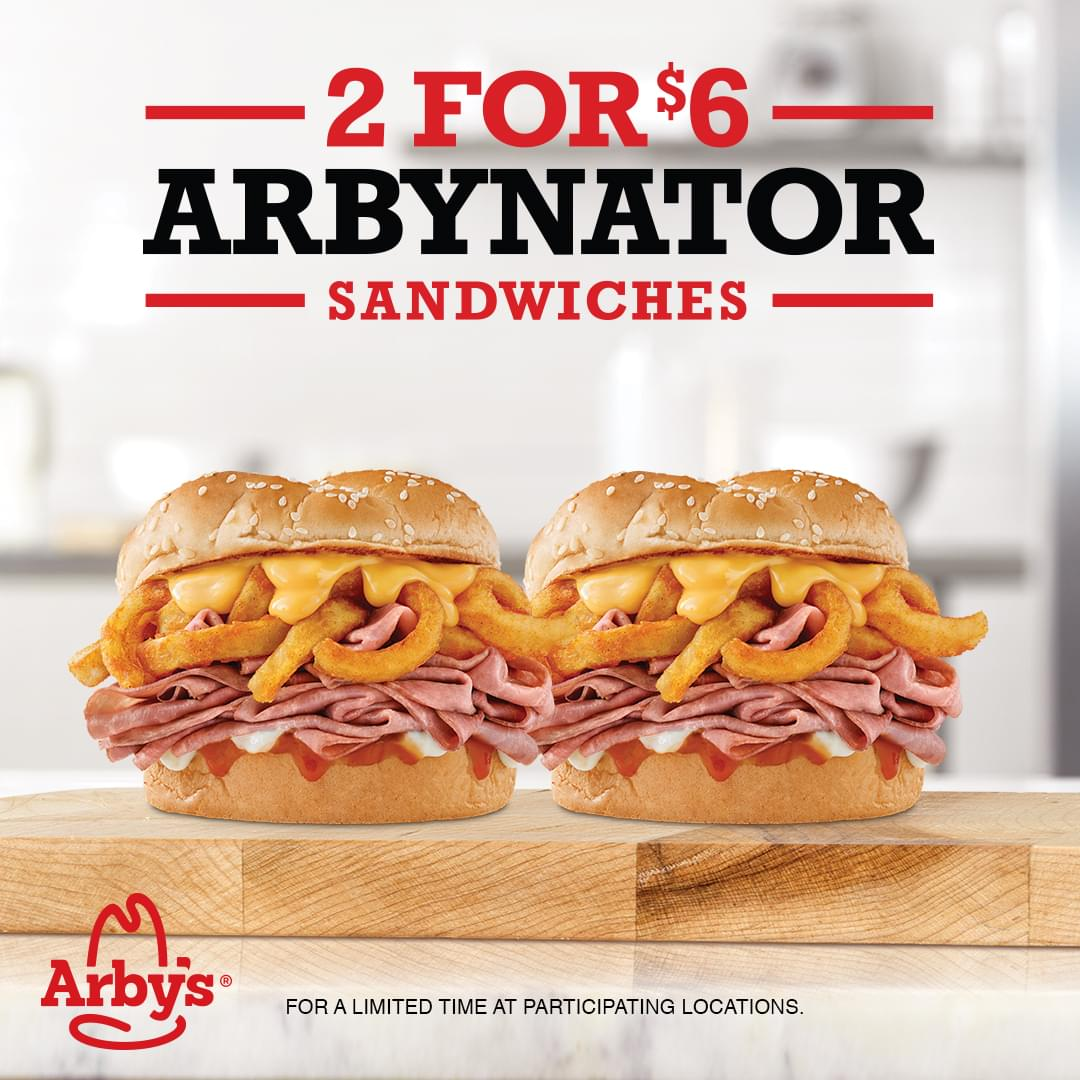 Free Lunch from Arby's