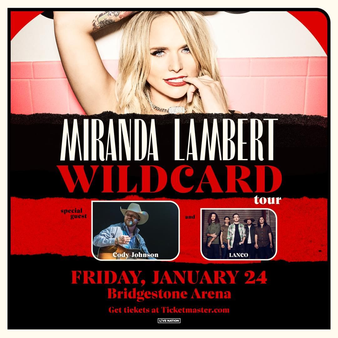 Meet Miranda Lambert!