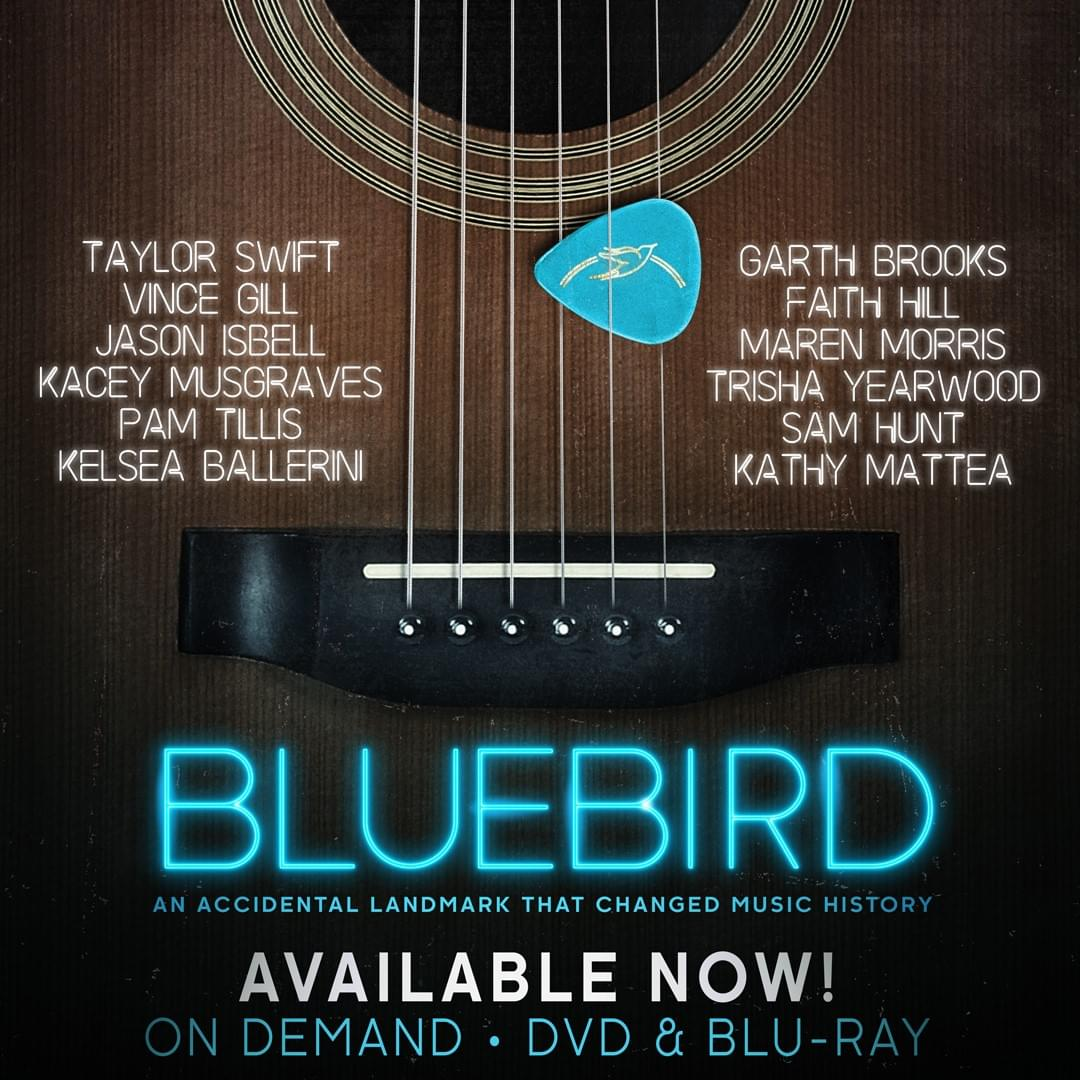 Bluebird on DVD!