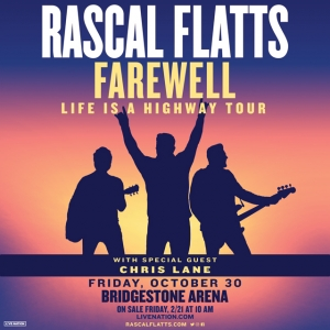 "Rascal Flatts ""Farewell: Life Is A Highway"" Tour"