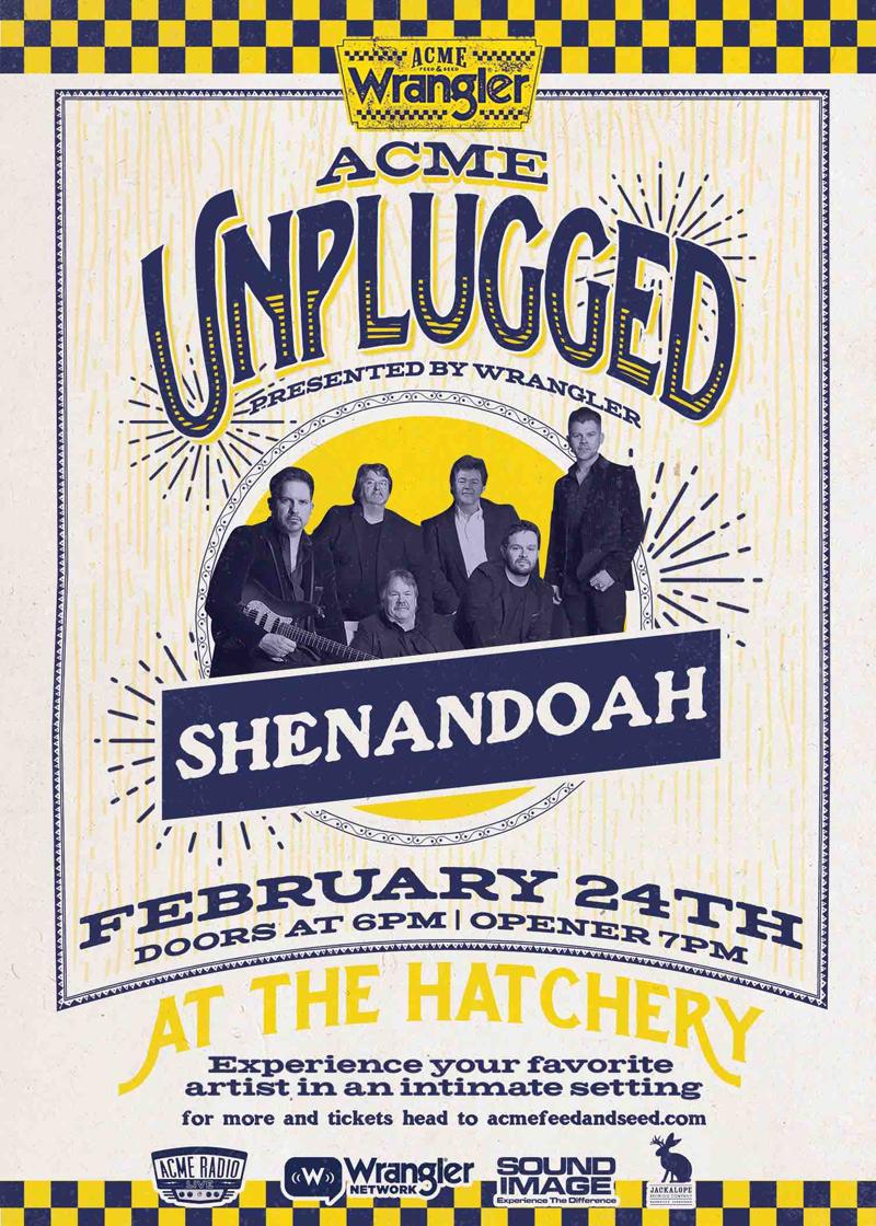 ACME Unplugged with Shenandoah