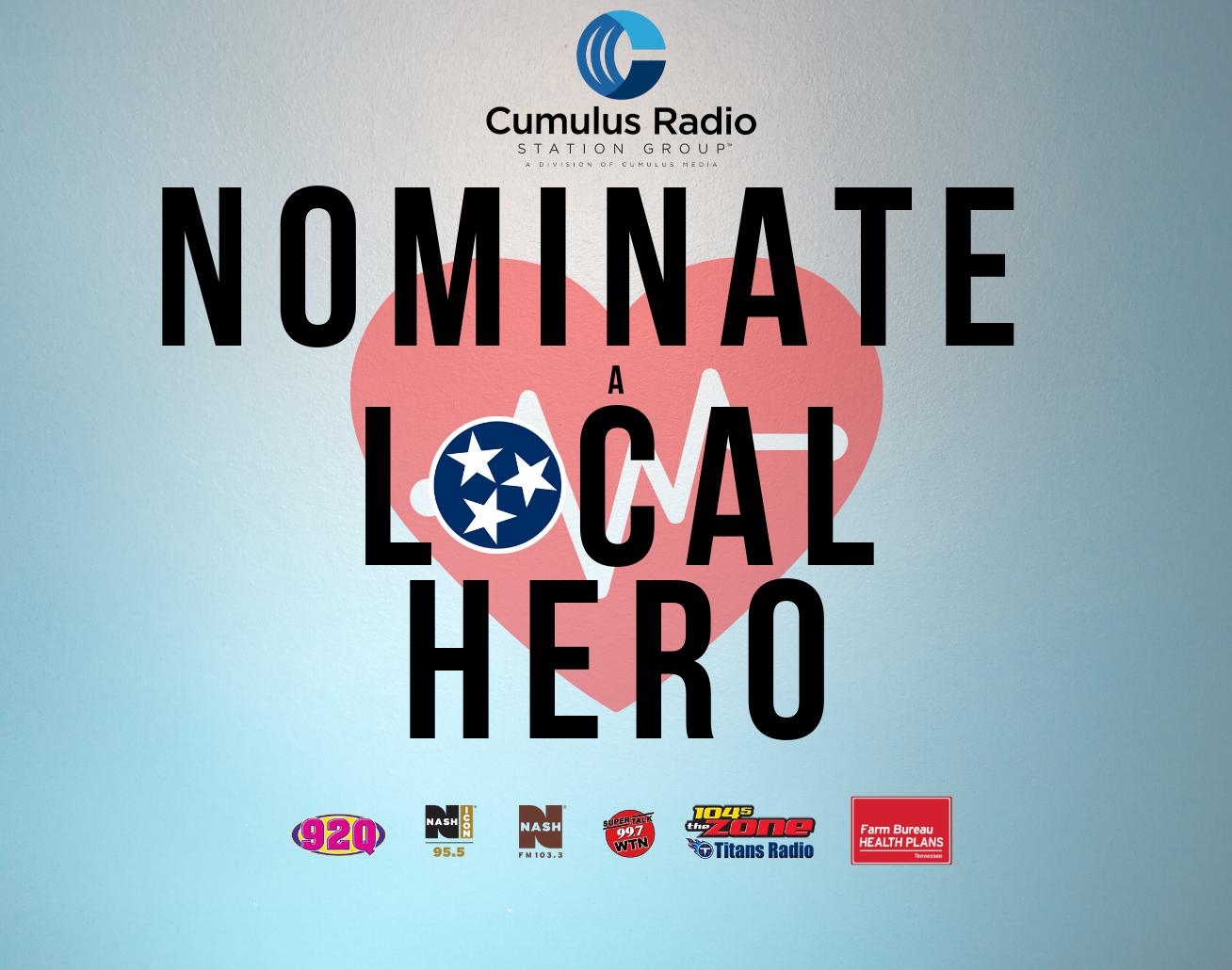 Nominate a Local Hero