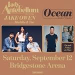 """Lady Antebellum """"Ocean 2020 Tour"""""""