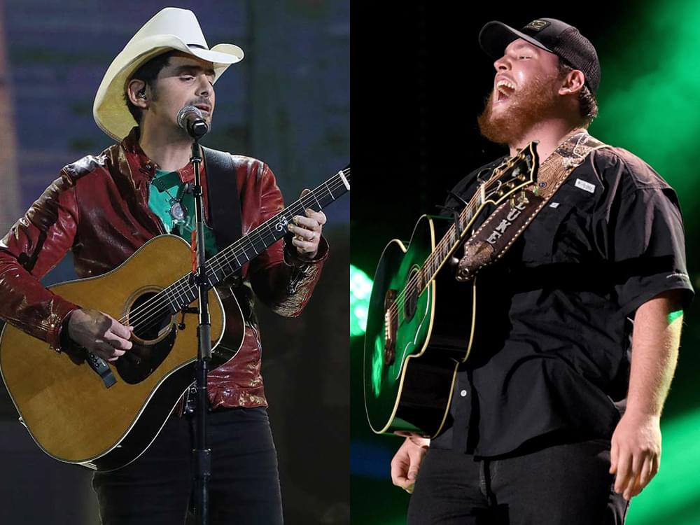 May 6: Live-Stream Calendar With Brad Paisley, Luke Combs, Lindsay Ell, Russell Dickerson & More