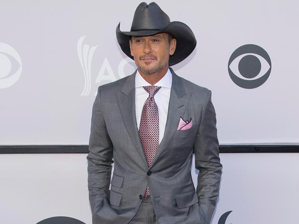 "Listen to Tim McGraw's Touching New Single, ""I Called Mama"""