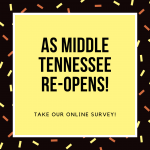 As Tennessee Reopens Survey