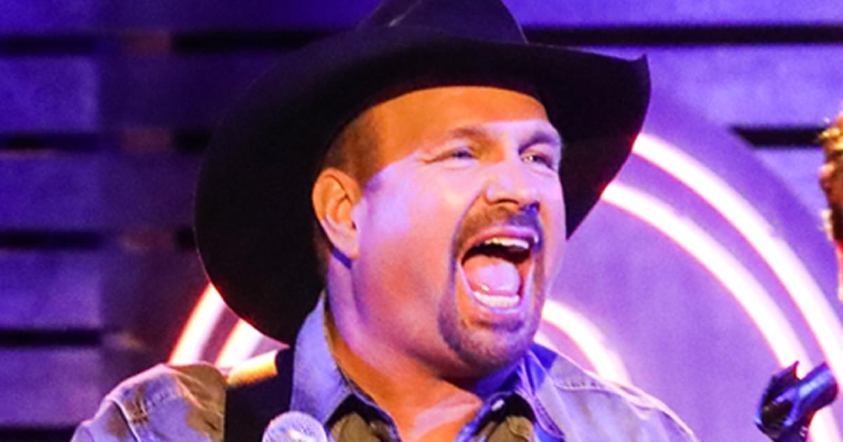 "Garth Brooks Says Vinyl Boxed Set ""Legacy Collection 2"" Is Coming"