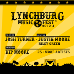 Lynchburg Music Festival Weekend Passes