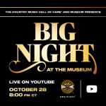 Big Night at the Museum – Special Event – Wednesday