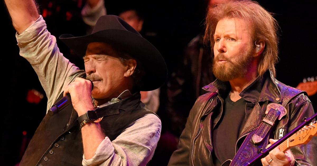 "Watch Brooks & Dunn Team With Luke Combs, Jon Pardi, Midland & More on ""CMT Crossroads"""