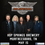 Win tickets to see 38 Special in Murfreesboro!