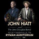 Win tickets to John Hiatt & The Jerry Douglas Band!