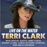 See Terri Clark at the Tennessee National!