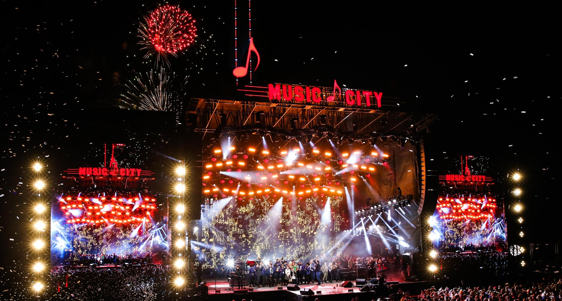 "CBS to Broadcast 5-Hour Star-Studded ""New Year's Eve Live: Nashville's Big Bash"