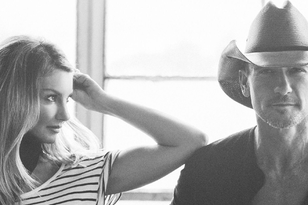 "Faith Hill and Tim McGraw Discuss New Duet ""Speak To A Girl"""