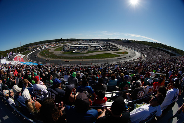 NASCAR Drivers Looking for Magic Ticket to Playoffs at New Hampshire