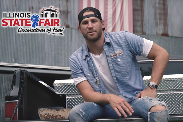 Win Chase Rice At Illinois State Fair Tickets B104 Wbwn Fm