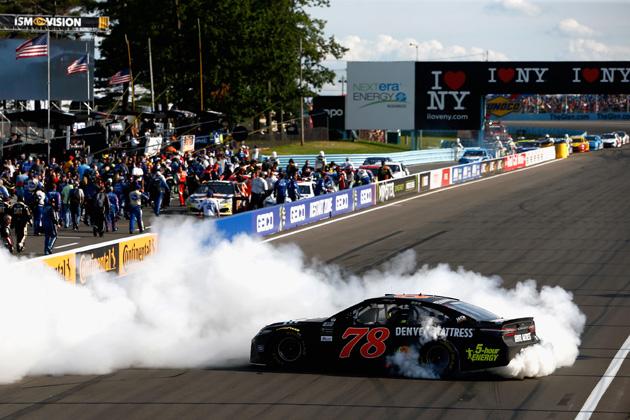Martin Truex Jr. gets NASCAR Win at Watkins Glen [VIDEO, PHOTOS]