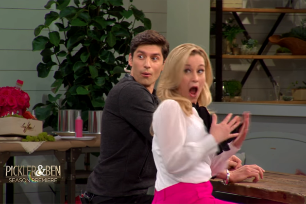 What Surprise Visitor made Kellie Pickler React This Way?