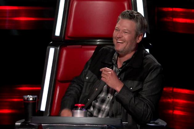 Blake Shelton Nearly Fills Team Blake on 'The Voice' [VIDEOS]
