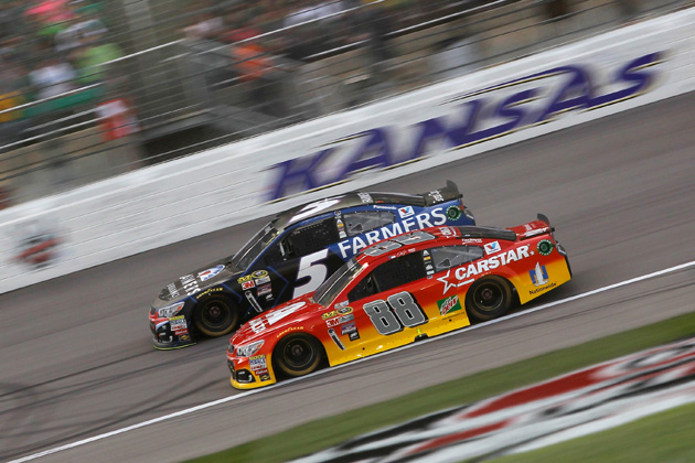 8 Will Advance and 4 Will Be Eliminated after NASCAR Race at Kansas
