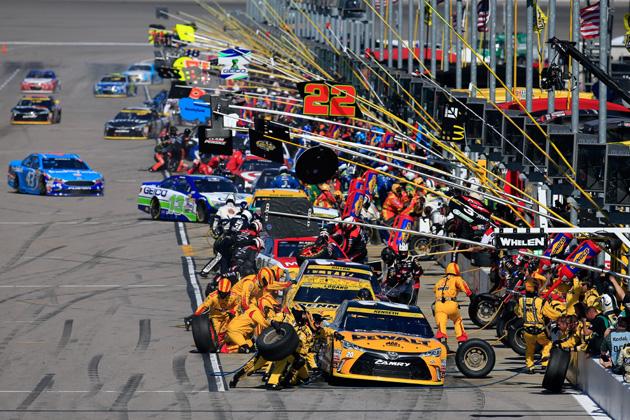 NASCAR Sprint Cup Series Hollywood Casino 400