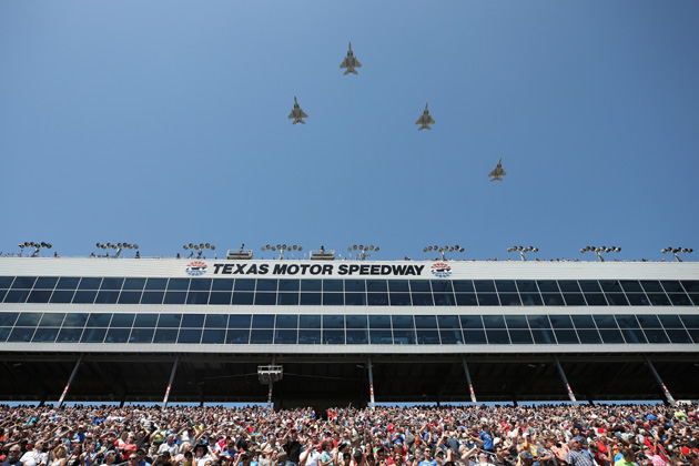 Which NASCAR Driver can Two-Step to a Win at Texas Motor Speedway?