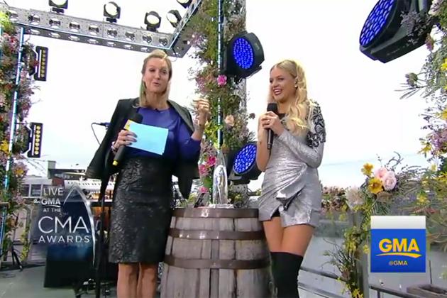 Early CMA Award Winners Announced on GMA [VIDEO]