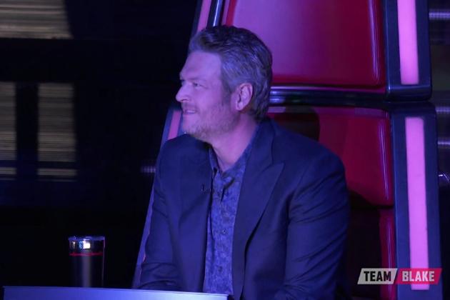 Blake Shelton on 'The Voice Season 13'