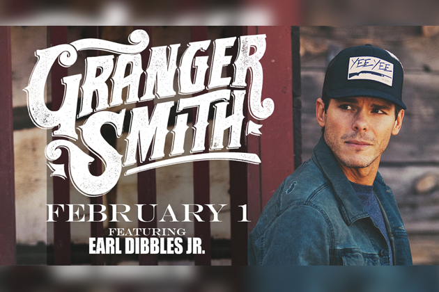 Win Granger Smith Tickets For Thursday's Show!