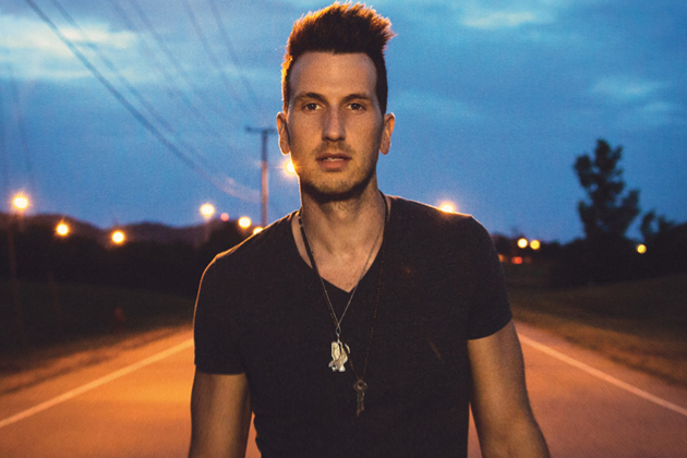Russell Dickerson Enjoys Solo Number One Week