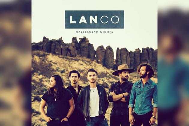 LANCO 'Hallelujah Nights' Debuts at Number One