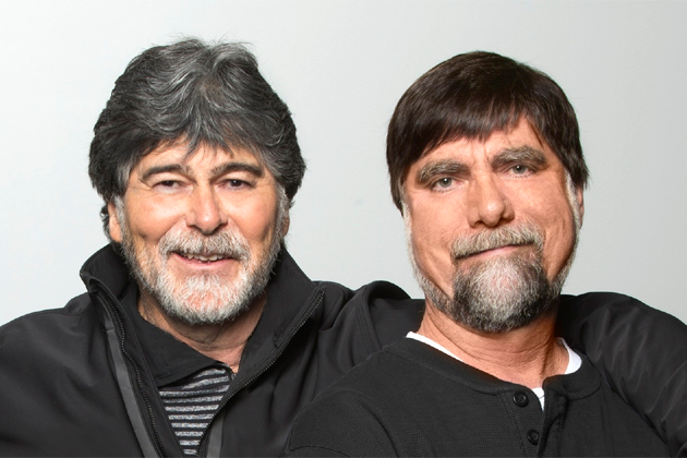 Alabama band members Randy Owen and Teddy Gentry