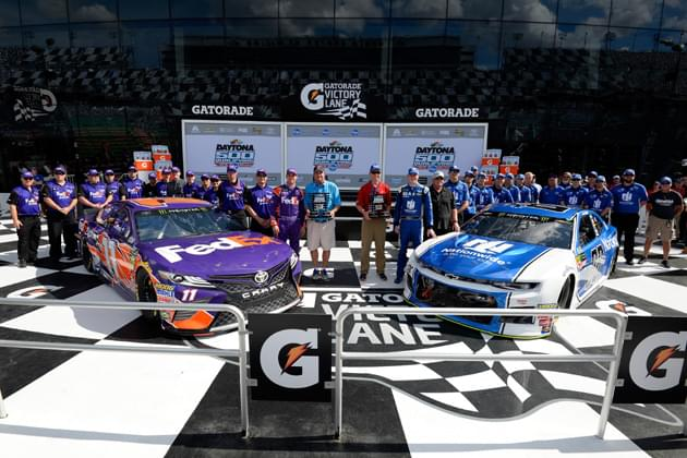 NASCAR Returns with the Daytona 500 Sunday