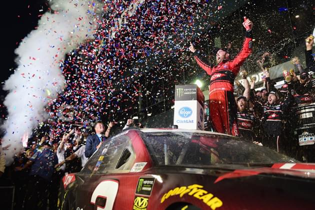 Relive Austin Dillon's Daytona 500 Win [VIDEO, PHOTOS]