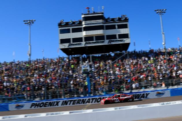 NASCAR Headed to the Desert of Phoenix Sunday