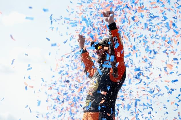 Martin Truex Jr. Wins NASCAR's Auto Club 400 [VIDEO, PHOTOS]