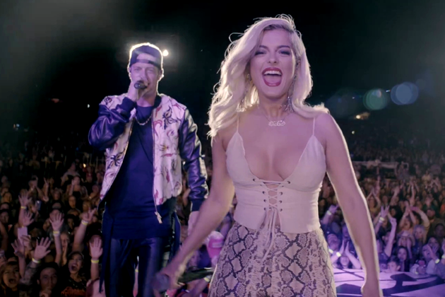 """Meant To Be"" is Bebe's First and FGL's 14th Number One"