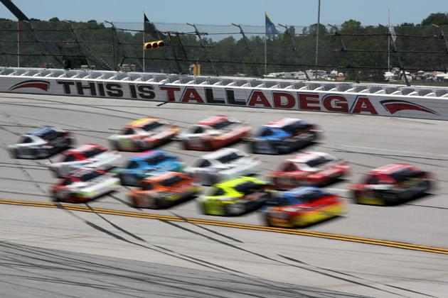 Anything Can Happen in NASCAR Race at Talladega