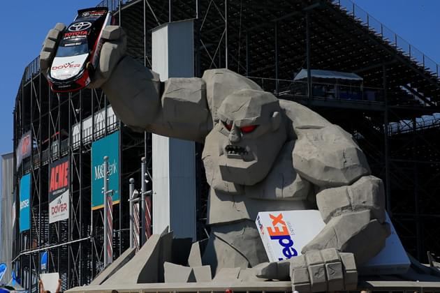 "It's a ""Monster"" Challenge for NASCAR Drivers at Dover"